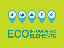 Infographic Elements. Stock Photography