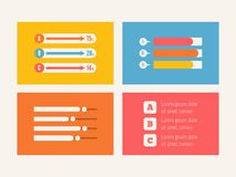Infographic Elements. Stock Images