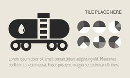Infographic Elements. Royalty Free Stock Photography
