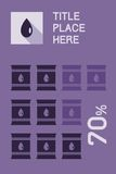 Infographic Elements. Royalty Free Stock Photo