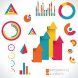 Infographic Elements Stock Image