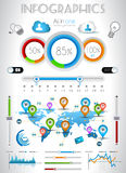Infographic elements - Quality Set Royalty Free Stock Photo