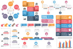 Infographic Elements royalty free illustration