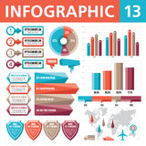 Infographic Elements 13 Royalty Free Stock Photo