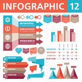 Infographic Elements 12 Royalty Free Stock Image