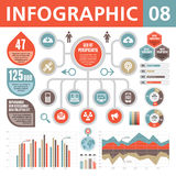 Infographic Elements 08 Royalty Free Stock Photo