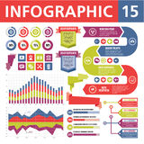 Infographic Elements 15 Royalty Free Stock Photo