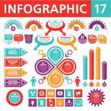 Infographic Elements 17 Stock Photo