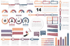 Infographic Elements Stock Photos