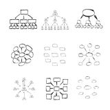 Infographic Elements. Vector illustration of is Infographic Elements color Royalty Free Stock Image