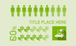 Infographic elementy. Zdjęcie Royalty Free