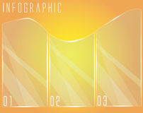 Infographic  Royalty Free Stock Photos