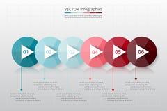 Infographic gradual