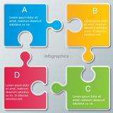 Infographic-Hintergrund Lizenzfreie Stockbilder