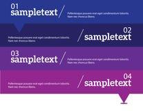 infographic i lager separat vektor för elementmapp Fotografering för Bildbyråer