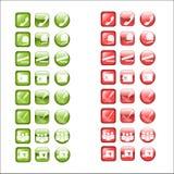 Infographic icon Stock Photos