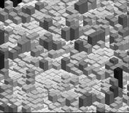 Infographic Isometrische Vectorgrafiek Stock Foto