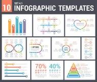 9 Infographic mallar