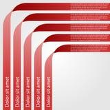 Infographic moderno di vettore. Elementi di progettazione Immagini Stock Libere da Diritti