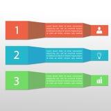 infographic pojęcie Obrazy Stock