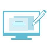 Infographic rengöringsdukdesign Arkivbild