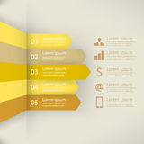 Infographic report template,  Stock Photos