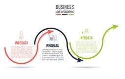 Infographic Schablone Datensichtbarmachung Kann für Arbeitsflussplan, Zahl verwendet werden von Wahlen, Schritte, Diagramm, Diagr Lizenzfreie Stockfotos
