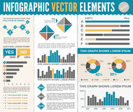 Infographic Template Stock Images