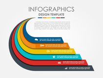 Infographic template. Vector illustration. Can be used for workflow layout, diagram, business step options, banner. Infographic template. Vector illustration vector illustration