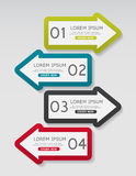 Infographic Templates for Business Vector Stock Photo