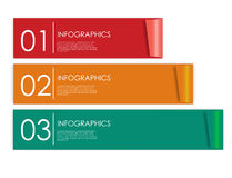 Infographic Templates for Business Vector Illustration. Stock Photos