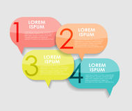 Infographic Templates for Business Vector Illustration Stock Photo