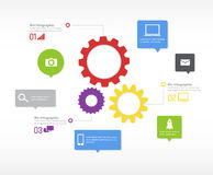 Infographic Vector Stock Photography