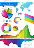 Infographic Vector Elements Stock Images