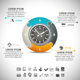 Infographic Stock Photography