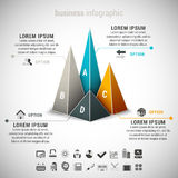 Infographic Royalty Free Stock Image