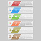 Infographic vector illustration. can be used for workflow layout, diagram, number optionsinfographic vector illustration. Modern Design template / can be used Stock Photo