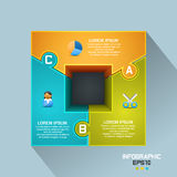 Infographic Royalty Free Stock Images