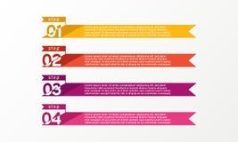 Infographic vektorlinje Affären diagrams, presentationer och diagram Bakgrund Royaltyfri Fotografi