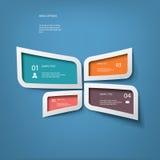 Infographicelementen Stock Illustratie