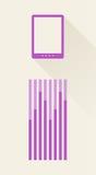 Infographicelementen Stock Afbeelding