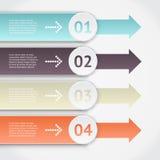 Infographics вектора Стоковые Изображения RF