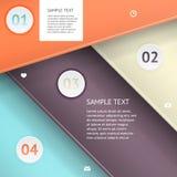 Infographics вектора Стоковое Изображение RF