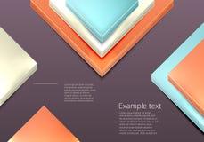 Infographics вектора Стоковые Изображения