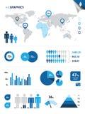 Infographics Imagen de archivo