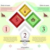 Infographics Lizenzfreies Stockfoto