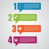 Infographics Stockbilder
