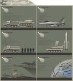 Infographics Zdjęcie Stock