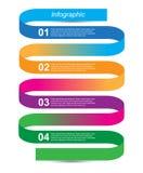 Infographics Stock Foto's