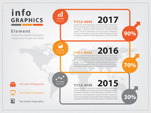 Infographics Fotos de Stock